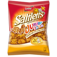Lorenz Saltletts Premium Baked Junior Farm 125g