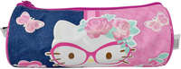 Hello Kitty Round Pencil Case