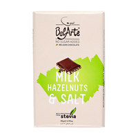 Belarte Sf Hazelnut Salt Choco Tablet 85g