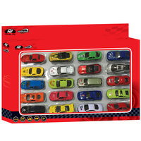 Power Joy Vroom Vroom Diecast 20In1 1:63 Assorted