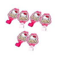 Sanrio Blowouts Hello Kitty 6 Pieces