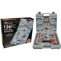 Black & Sage 126Pcs Tool Kit