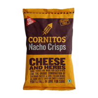 Cornitos Nacho Cheese & Herbs 150g