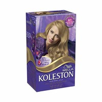 Koleston Natural Hail Color KIT Light Ash Blonde 8/1 60ML