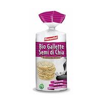 Fiorentini Corn Cakes Chia Gluten Free 120GR