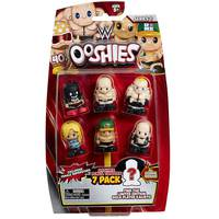 Ooshies WWE 7 Pack  - Assorted