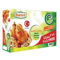 Banvit Whole Chicken 1.2 Kgx10