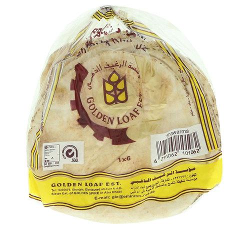 Golden-Loaf-Shawarma-Khubuz-6pcs