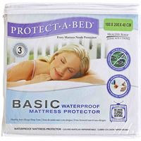 Protect-A-Bed Waterproof Mattress Protector 100X200