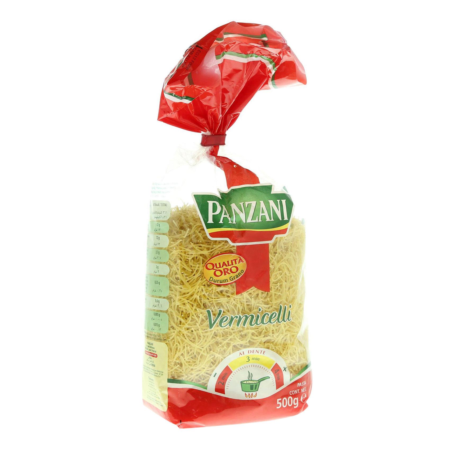 PANZANI MACARONI VERMICELLI 500GM