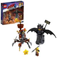 Lego Battle-Ready Batman and Metal Beard