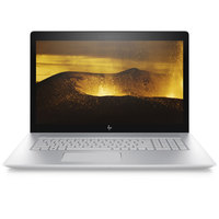 "HP Notebook Envy 17-ae001ne i7-7500 8GB RAM 512GB SSD 4GB Graphic Card 17"""" Silver"