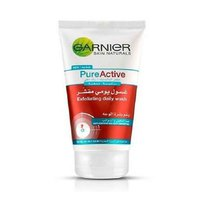 Garnier Pure Active Exfoliating Daily Face Wash 150ML
