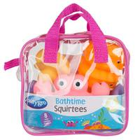 Playgro Bathtime Squirtees