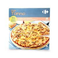 Carrefour pizza tuna 355 g