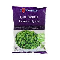 Emborg Cut Beans 900g