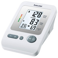 Beurer Upper Arm Blood Pressure Monitor BM26