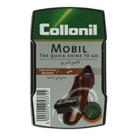 Collonil Mobil Universal Brown Shoe Polish Sponge