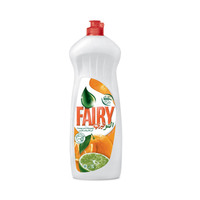 Fairy Dish Washing Liquid Orange And Lime 1L