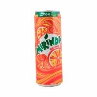 ميراندا شراب غازي بنكهة البرتقال 355 مل