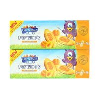 Carrefour Apricot Biscuits 120g x2