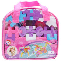 Goldkids Block Backpack Girl 62Pc Hj3751