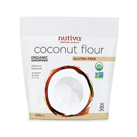 Nutiva Organic Coconut Flour 454GR