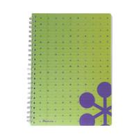 Abc Note Book A4 Plastic Cover 160 Sheet 70 Gram