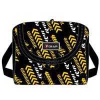 F Gear Never Back Down Lunch Bag