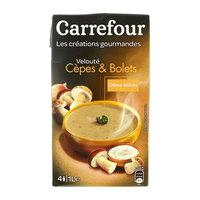 Carrefour Mushroom Soup 1L