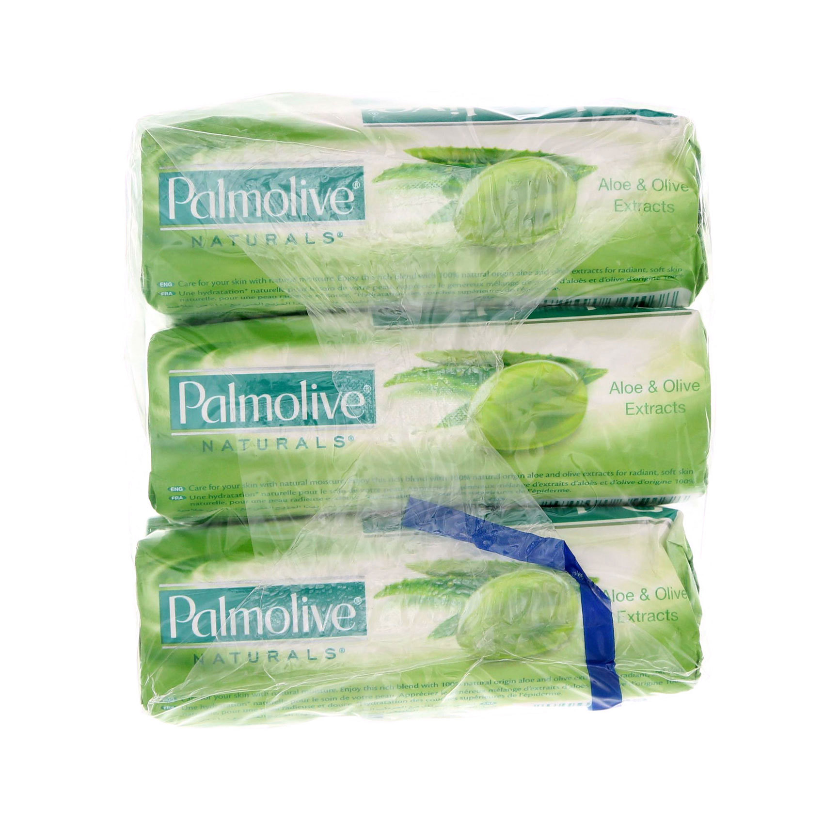PALMOLIVE SOAP ALOE ND OLIV 170GX6