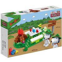 Banbao - Snoopy Picnic, 81 Pcs