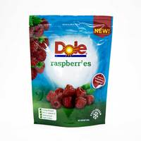 Dole Frozen Raspberries 350 g