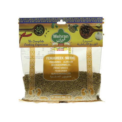 Mehran-Fenugreek-Methi-200g
