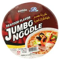Paldo Seafood Flavour Jumbo Noodles 110g