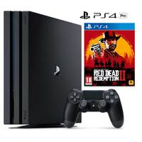Sony PS4 Pro 1TB +Red Dead Redemption 2 Game