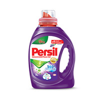Persil Power Gel Lavender With Millions Of Stain Removers 1L
