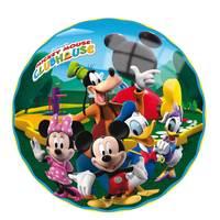 "Disney John Mickey Mouse Vinyl Playball Deflated 9"""