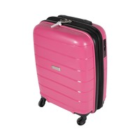 Travel House Hard Luggage Pp Size 20 Inch Pink