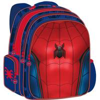 "Spider Man  - Backpack 18"" Be-Rd"