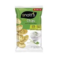 Snatts Snack Sour Cream Gluten Free 75GR