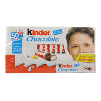 Kinder Chocolate 100gx10