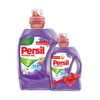 Persil Power Gel Lavender With Millions Of Stain Removers 6KG +1L Free