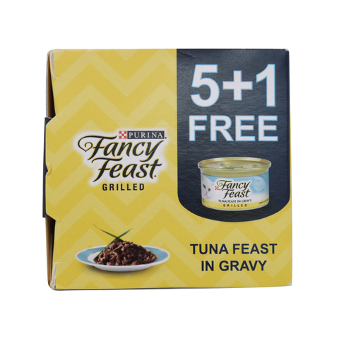 Purina-Fancy-Feast-Grilled-Tuna-Feast-In-Gravy-85g-x6