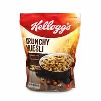 Kelloggs choco crunchy museli 380 g