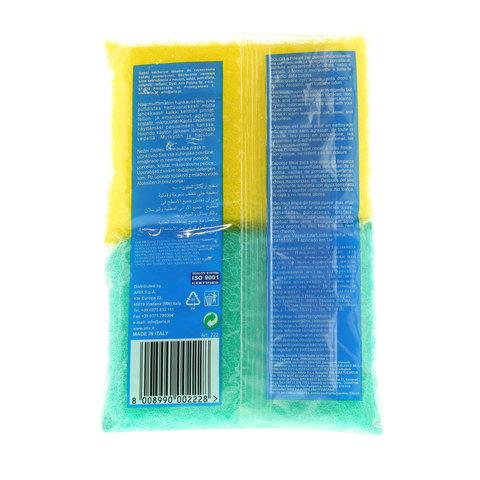 Arix-Color-Non-Scratch-Sponge-2-Pieces