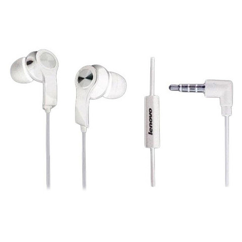 c4fdaddbbda Buy Lenovo Headset Ear P165 White Online - Shop Lenovo on Carrefour UAE
