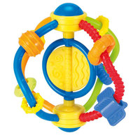 WinFun Grip N Play Rattle Spinning Rings