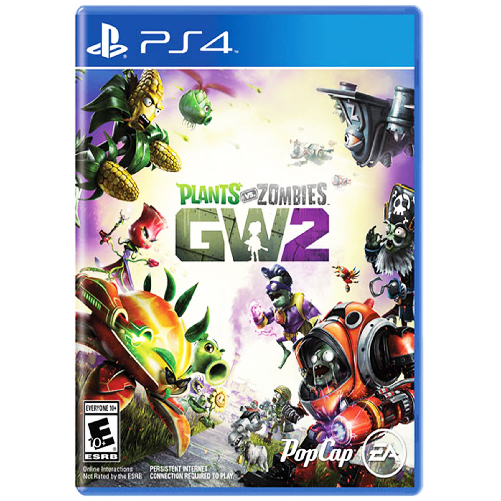 SONY PS4 PLANTS VS ZOMBIES GW 2