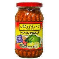 Mother's Recipe Mixed Pickle 400g